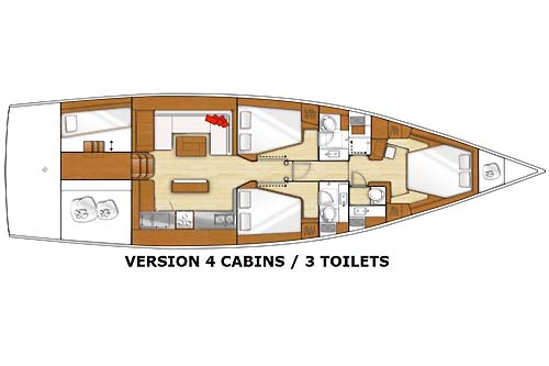 13-yacht-charter-greece-beneteau-sense-55-layout